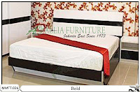 Tempat Tidur Minimalis type Modern Bold