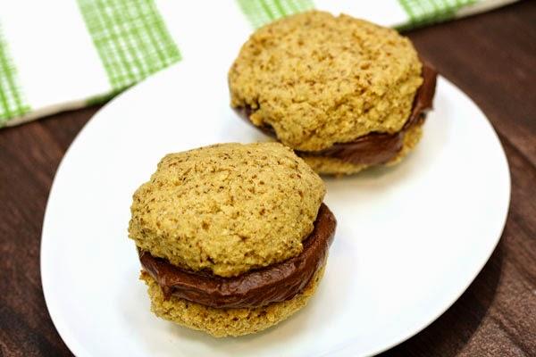 hazelnut-flour-cookies