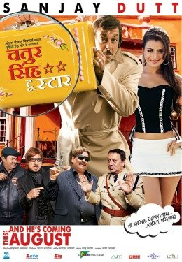 Chatur Singh Two Star (2011) Hindi Movie Watch Online