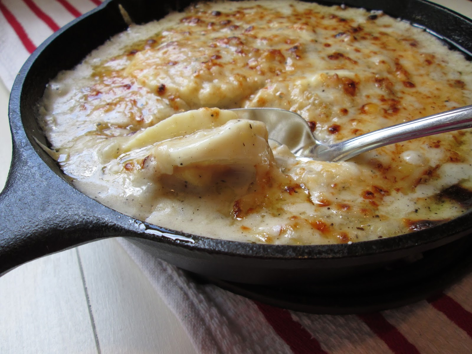 ... Pot: Jacques Pépin's Egg and Onion Gratin {One Of My All-Time Faves