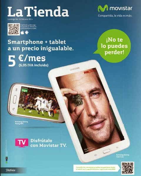 movistar catalogo febrero 2014