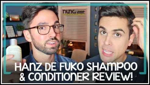 Review Hanz de Fuko Natural Shampoo – Putih Terlaris