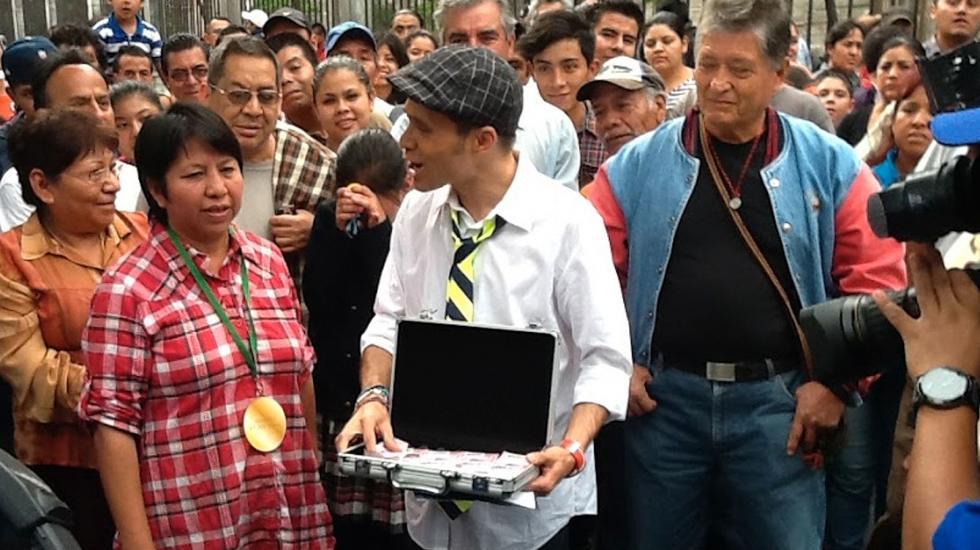 Programa de television ¿Sabes quien sabe? Ve tu a saber, de TV Azteca 2014 | Ximinia