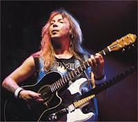 David Murray Iron Maiden