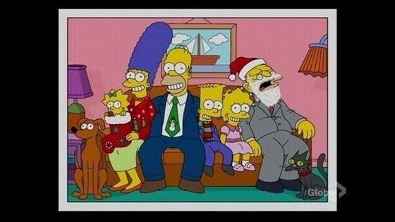 Veja como ficarão os Simpsons com o passar dos anos, evolução dos simpsons no álbum da família