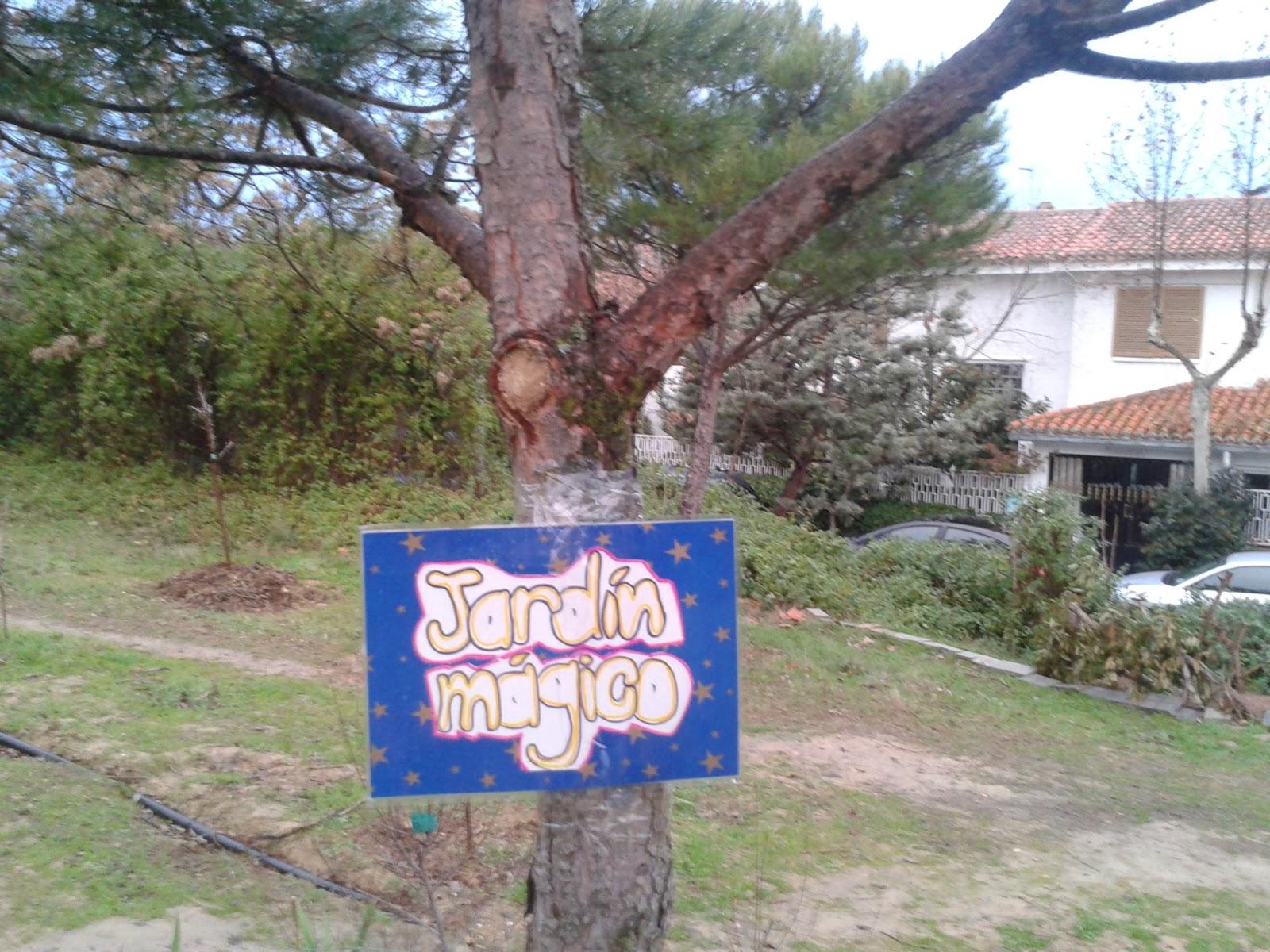 Arquitectura moralidad el jard n m gico for El jardin magico