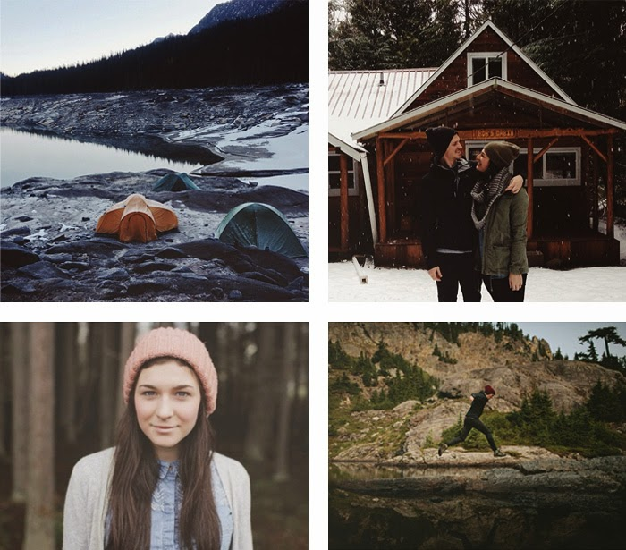 Favourite Instagram Accounts to Follow for Adventure from the blog Melody Mackereth and the Glorious Bandits: @ariana_babcock