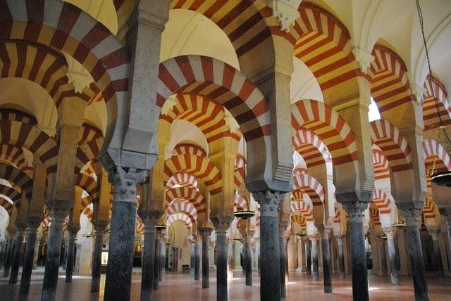 53. Mezquita Cordoba (Cordoba, Spain)