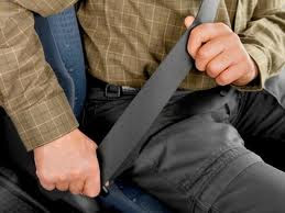 selalu gunakan sabuk pengaman