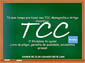 Precisando fazer seu TCC? A Studybay te ajuda!