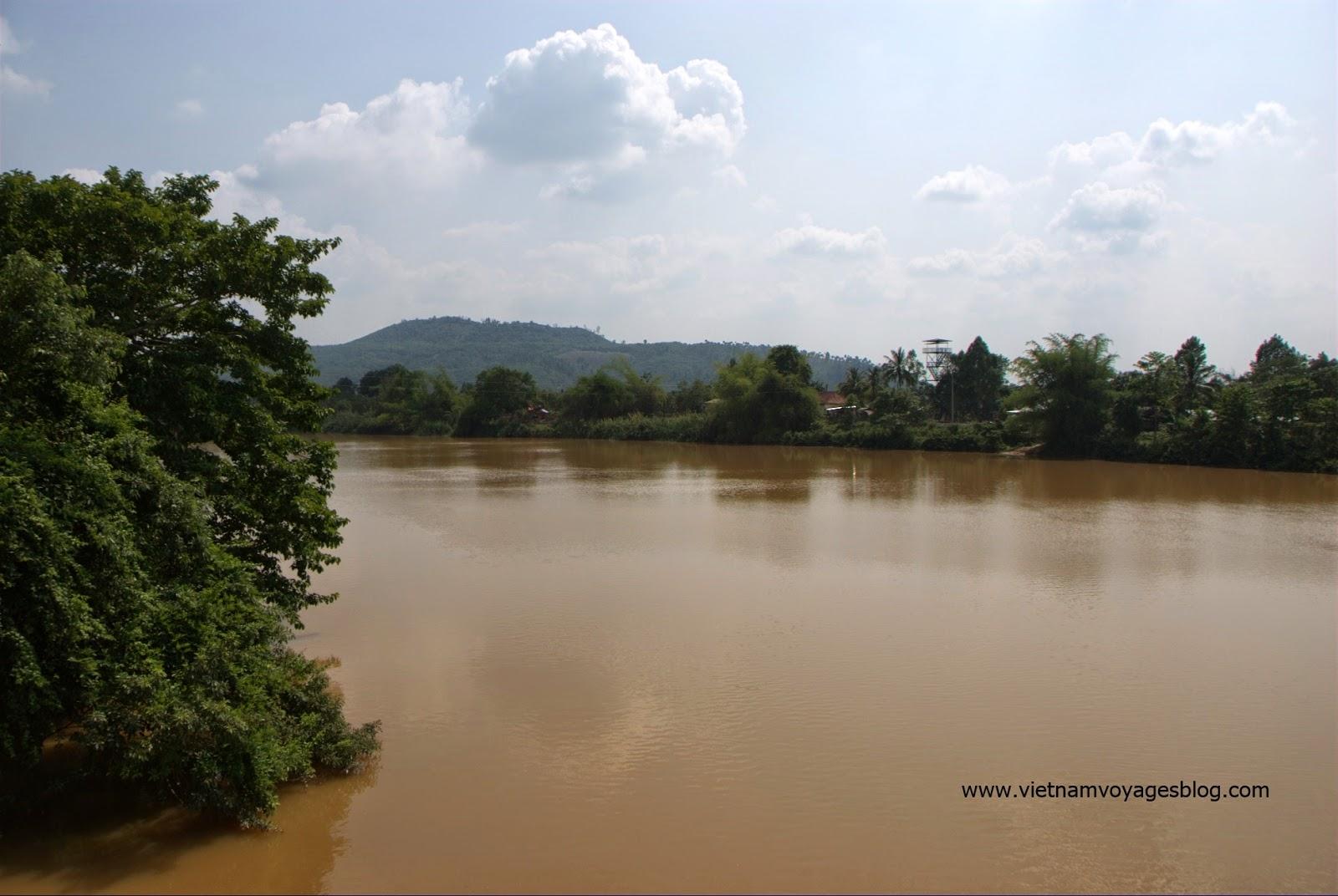 Một nhánh sông Đồng Nai - Photo Phương Bùi