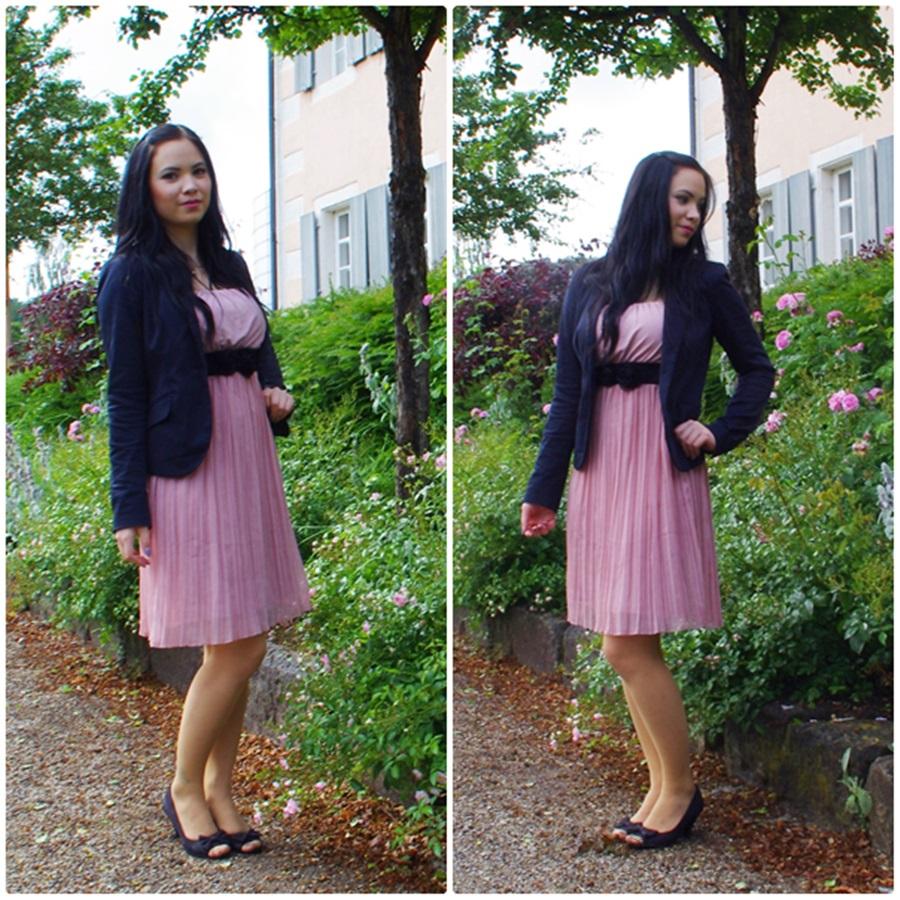 Outfit] Mein 1. Mal auf einer Hochzeit - Beauty Mango