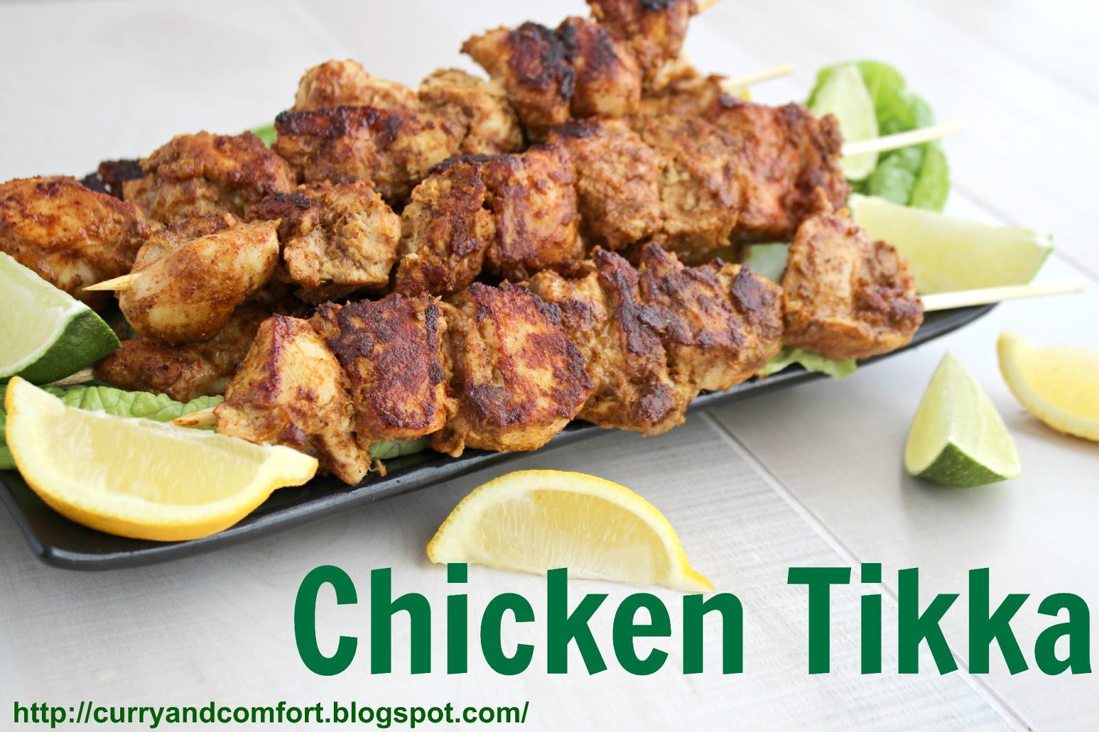 Chicken Tikka Masala (Throwback Thursdays)