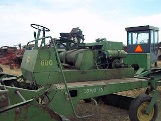 used john deere tractor parts