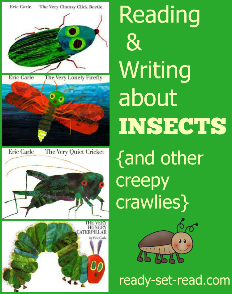 Reading and Writing Narrative Texts, Eric Carle
