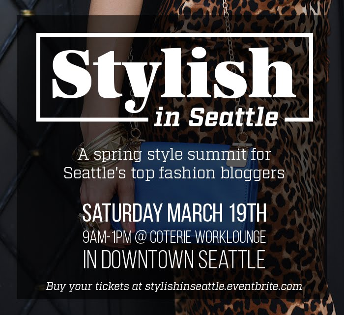 STYLE BLOGGER CONFERENCE