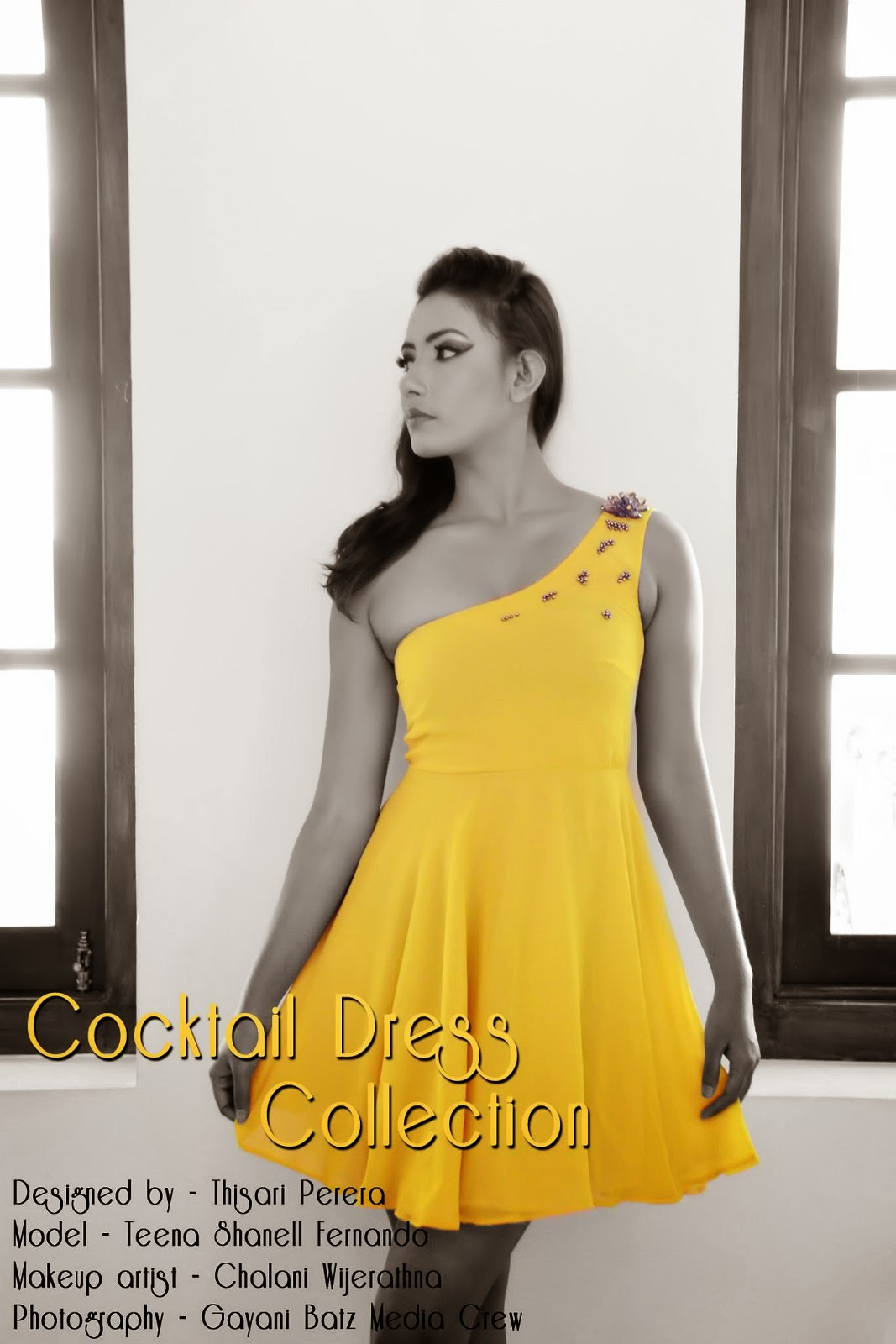 Teena Shanell Cocktall Dress Collection