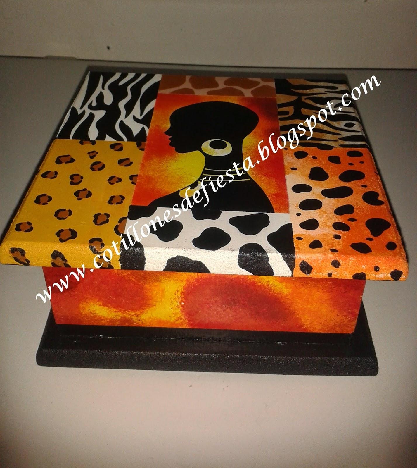 Gioconda santana cajas pintadas a mano sin servilleta ni for Cajas pintadas a mano