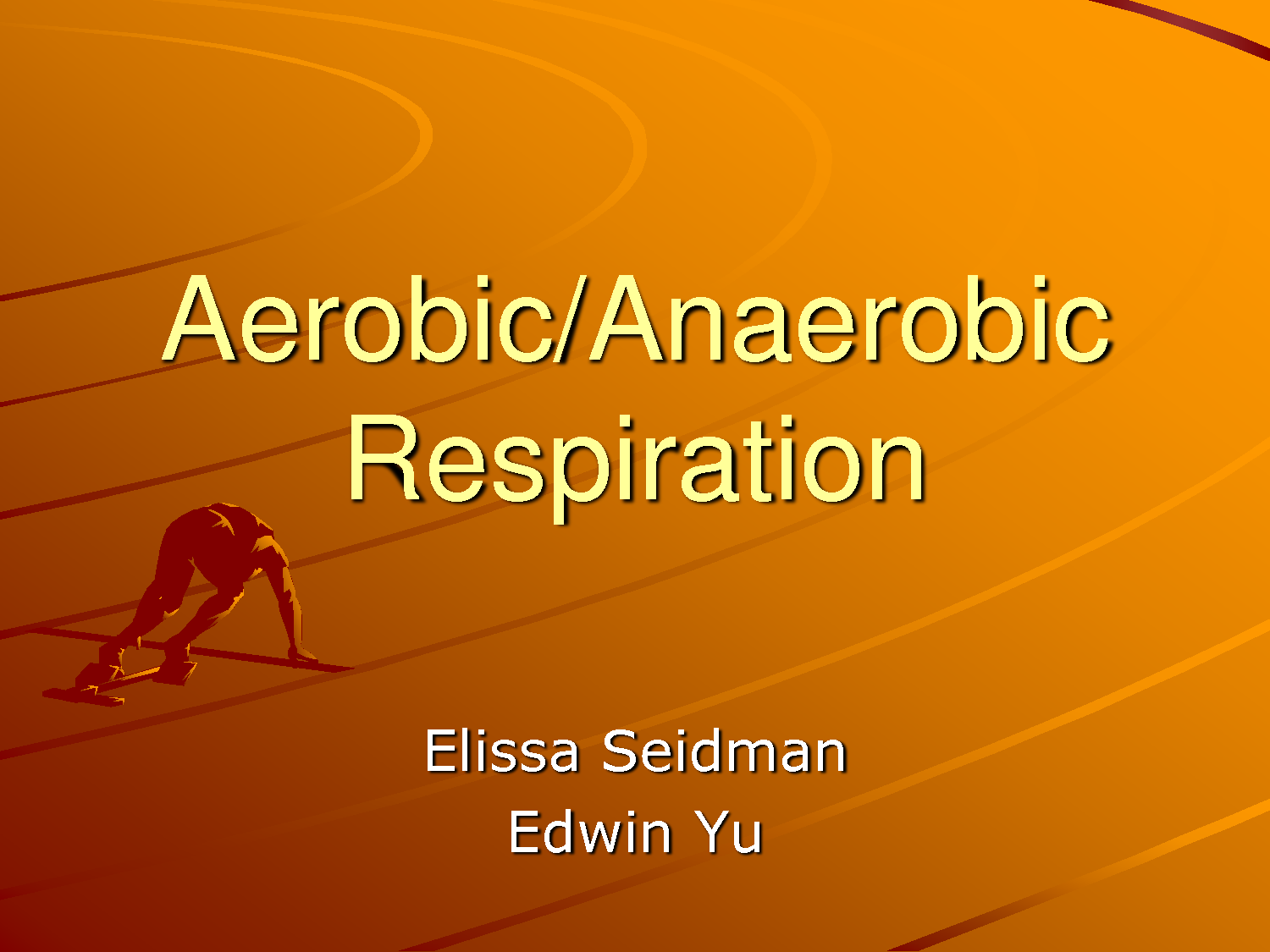 essays anaerobic training
