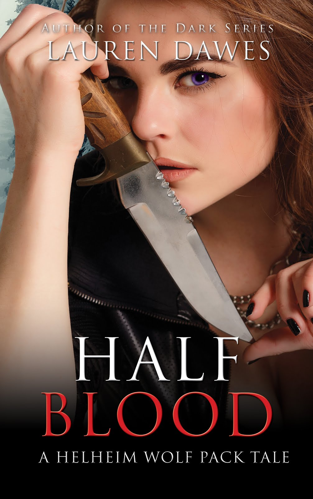 Half Blood (A Helheim Wolf Pack Tale #1)