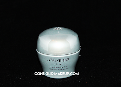 Review: Multi Solution Gel linea Ibuki - Shiseido