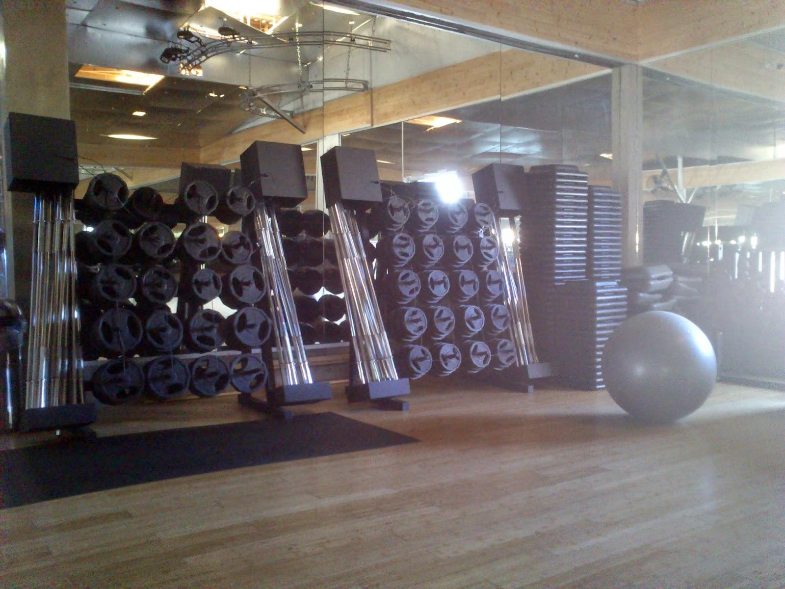 Tj fitness salones de clases for Salon de fitness
