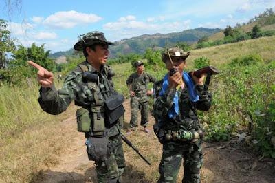 >4 Karen BGF units became DKBA again and control Myaing Gyi Ngu