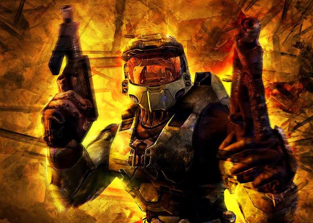 serie tv videojuego halo shooter accion
