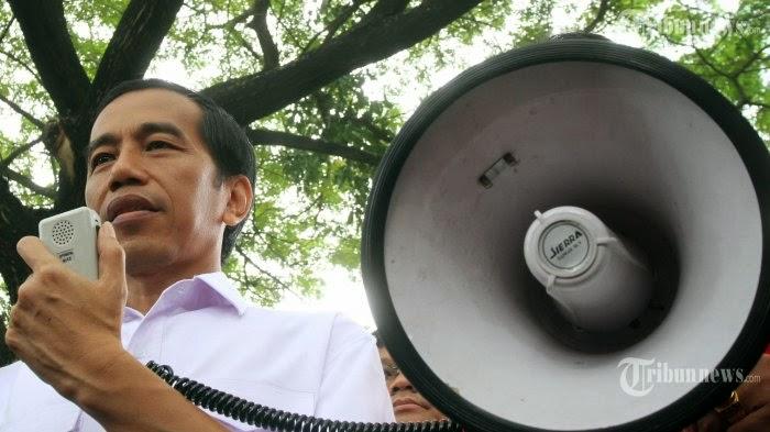 Ternyata Jokowi Kerahkan Massa Bayaran Di Dunia Maya