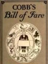 Cobb's Bill-of-Fare