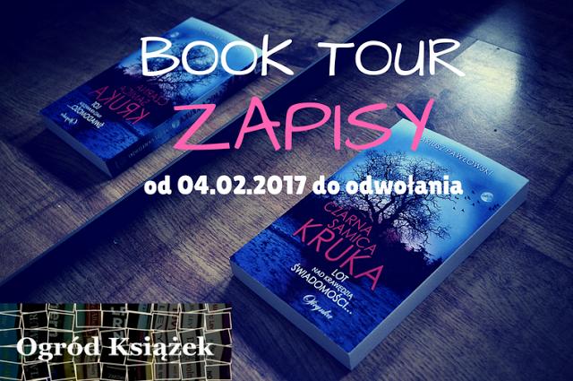 Book Tour - Ogród książek