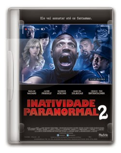 Inatividade Paranormal 2   BDRip AVI Dual Áudio + RMVB Dublado