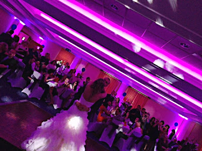Warwick Wedding Disco, Ardencote Manor wedding mobile disco, Adie Hughes, Jam Productions, DJ
