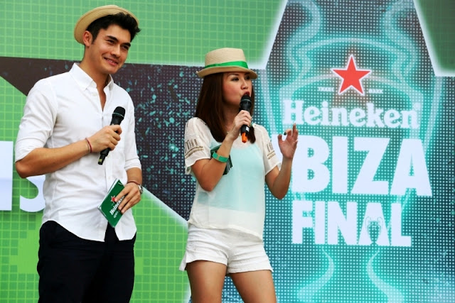 Henry Golding, Julie Woon
