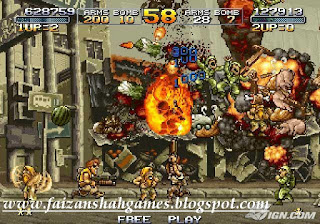 Metal slug 1 download