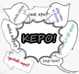 Contoh Orang KEPO