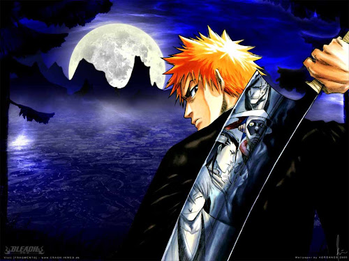 Wallpaper Anime Bleach Terbaru