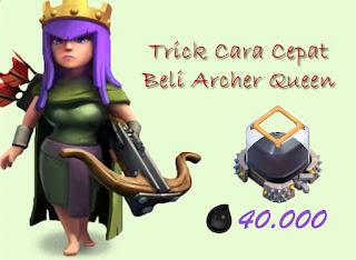 Archer queen - coc