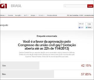 http://g1.globo.com/brasil/enquete/voce-e-favor-da-uniao-gay.html