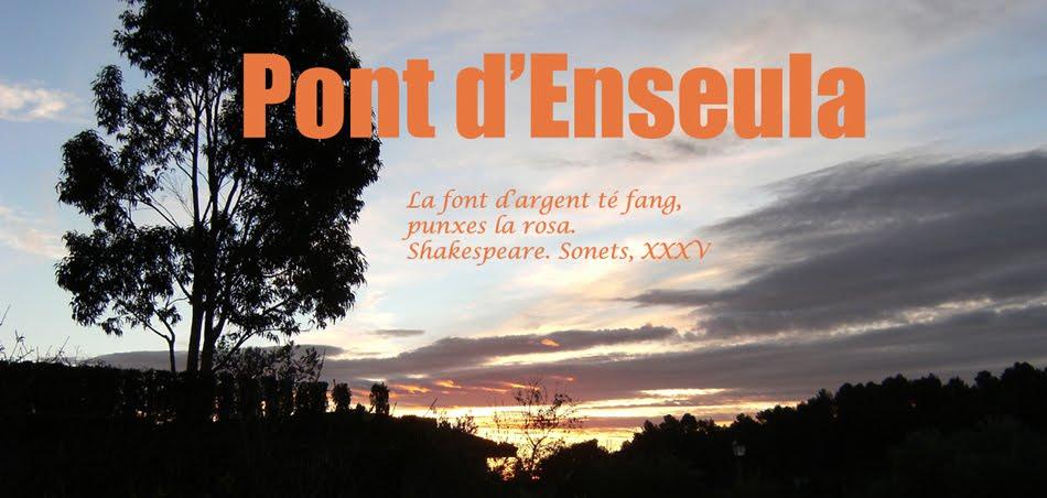 Pont d'Enseula