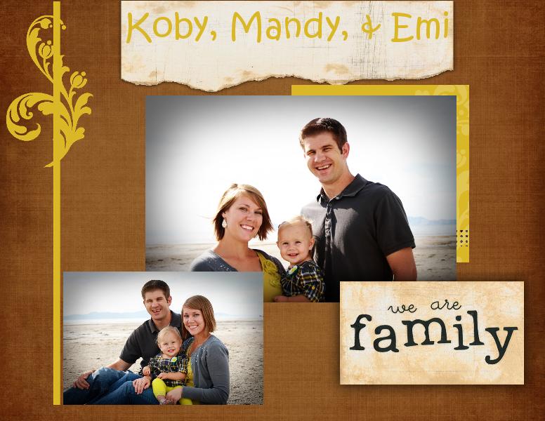 Koby, Mandy, & Emi