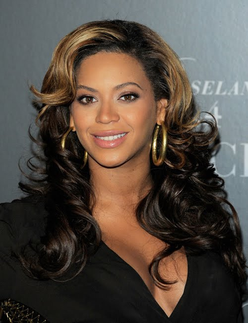 Beyonce Knowles Hairstyle 2013