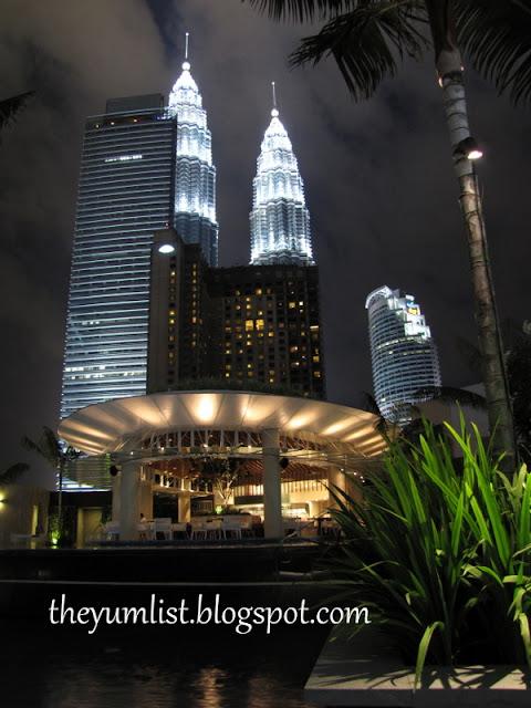 Poolside, Grand Hyatt, Kuala Lumpur