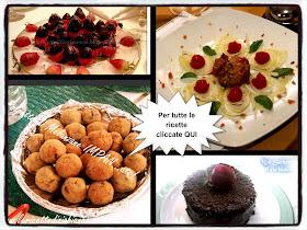Qui...tutte le ricette del blog