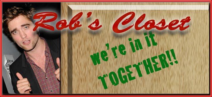 Rob's Closet