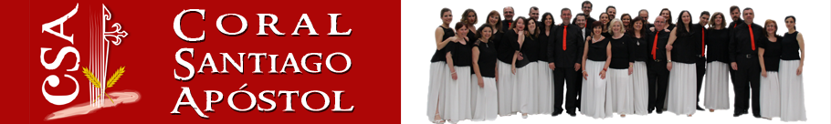 Coral Santiago Apóstol - Coro familiar de calidad profesional - Bodas en Madrid y toda España