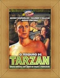 Baixar Filme O Tesouro De Tarzan (Dublado)