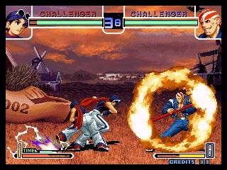 King Of fighters 2002 download for pc
