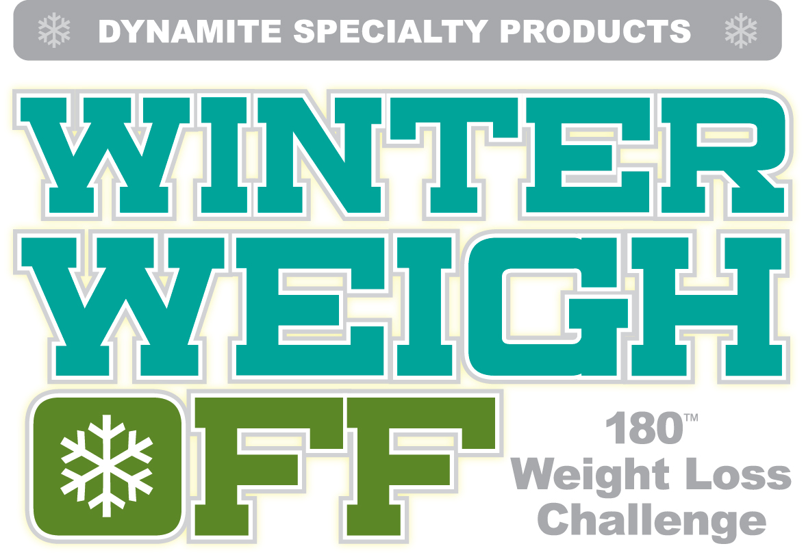 Dynamite's Winter Weigh Off—180 Weight Loss Challenge