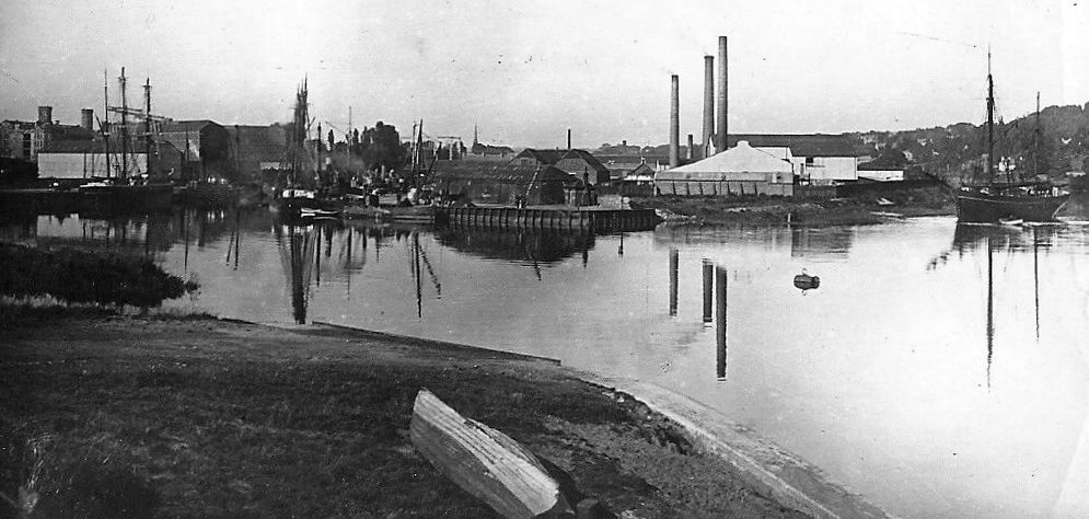 Old Perth Photos Old Photograph Harbour Perth